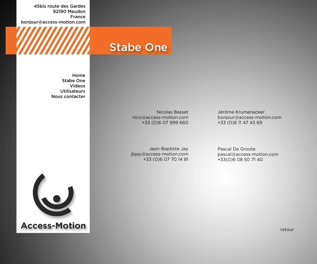 Access-Motion / Stabe One